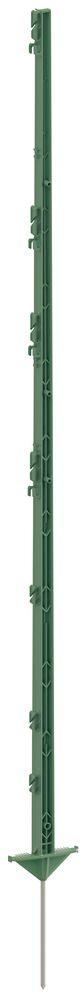 Kunststoffpfahl Classic, 1,56 m, grün, 5 Stück/ Pack