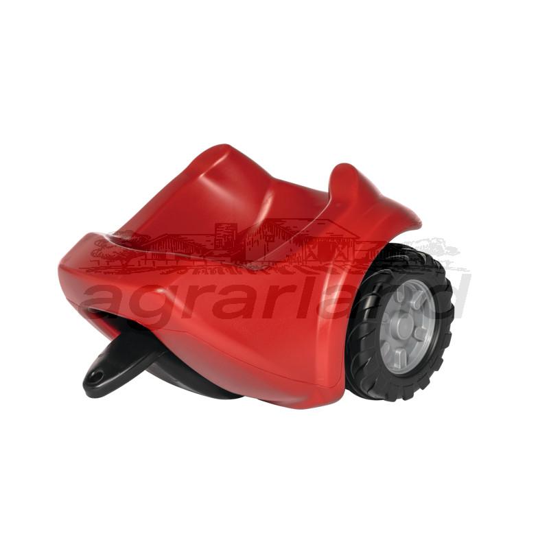Rolly-Minitrac Einachs-Anhänger rot Rolly Toys