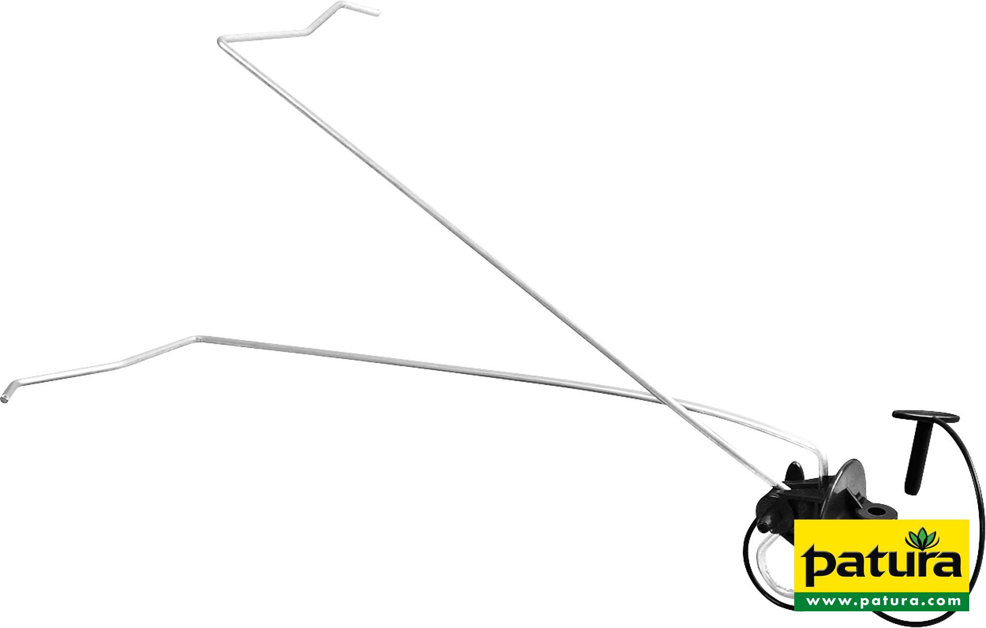 Abstandhalter mit Stift-Isolator (10 Stück / Pack)
