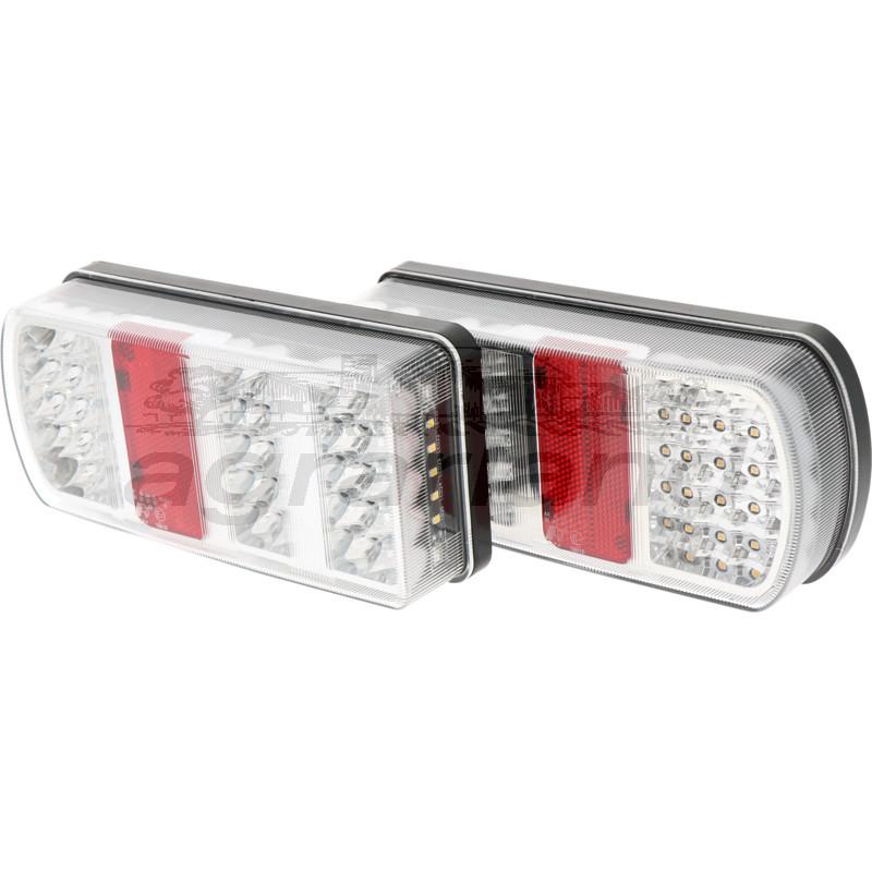 LED-Rückleuchten Satz