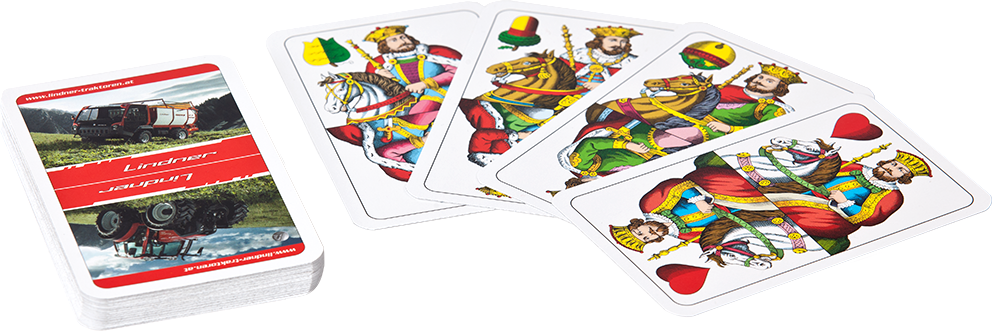 Spielkarten Lindner