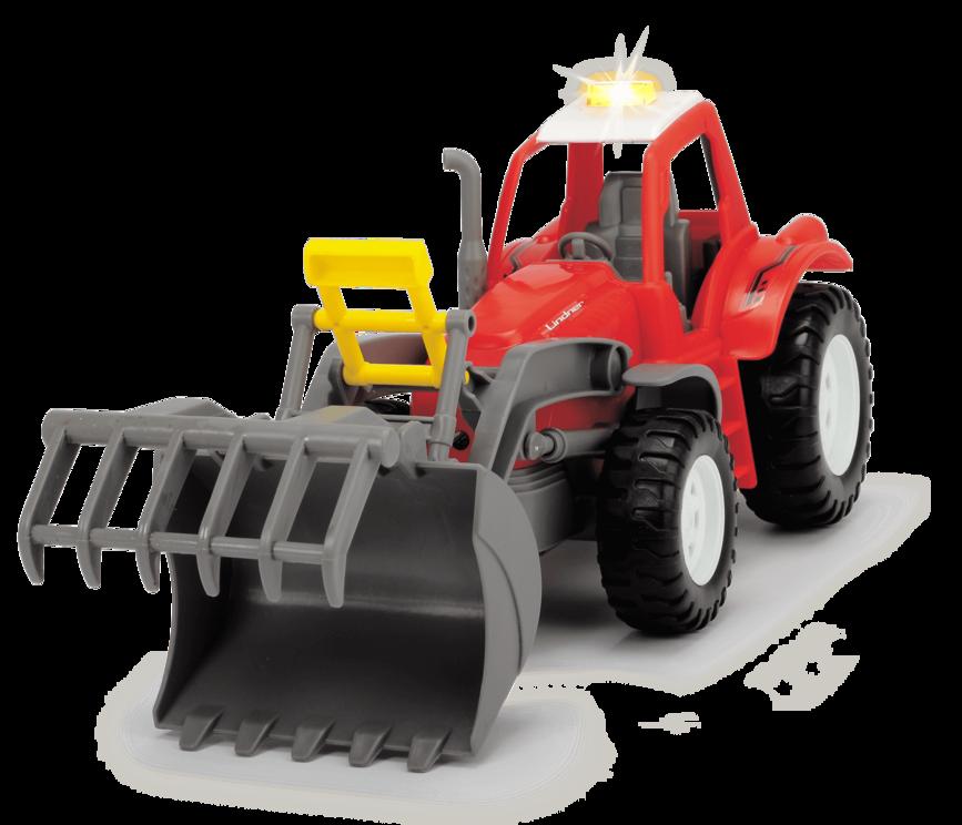 Spielzeugtraktor Dickie im Lindner Design