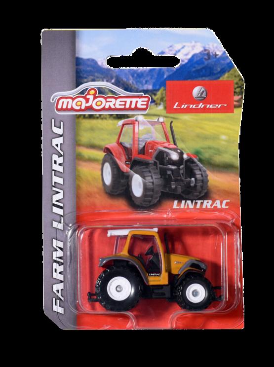 Lintrac Miniatur-Modell, kommunal