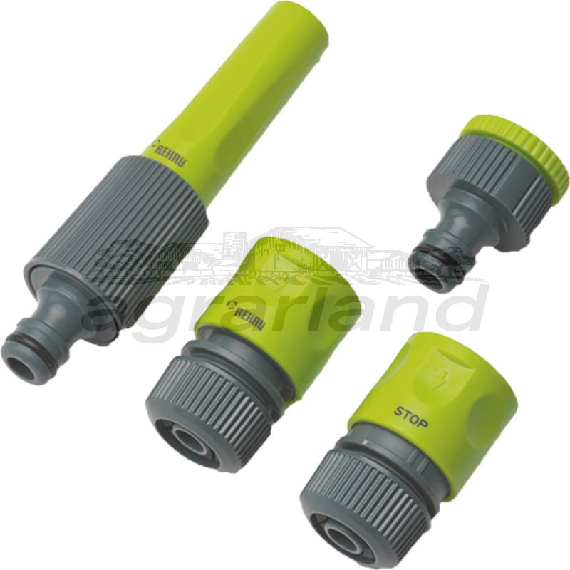 Klicksystem-Kunststoff - Grundausstattung für Wasserschläuche