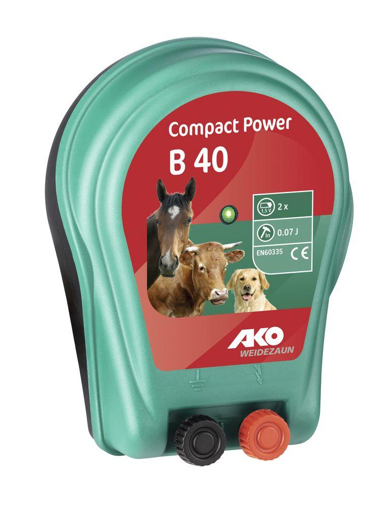 3 V Batteriegerät Compact Power B 40