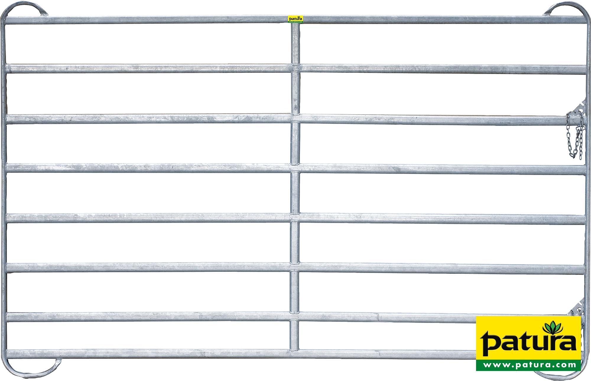 Panel-8, Länge 3,00m, H = 1,94 m