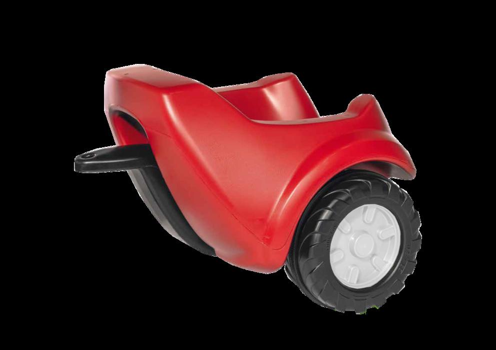 Rolly-Minitrac Lintrac Anhänger Rolly Toys