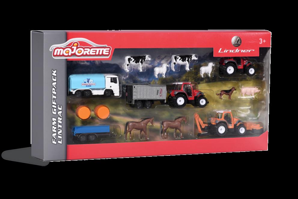 Lintrac-Farm-Set, Spielset klein