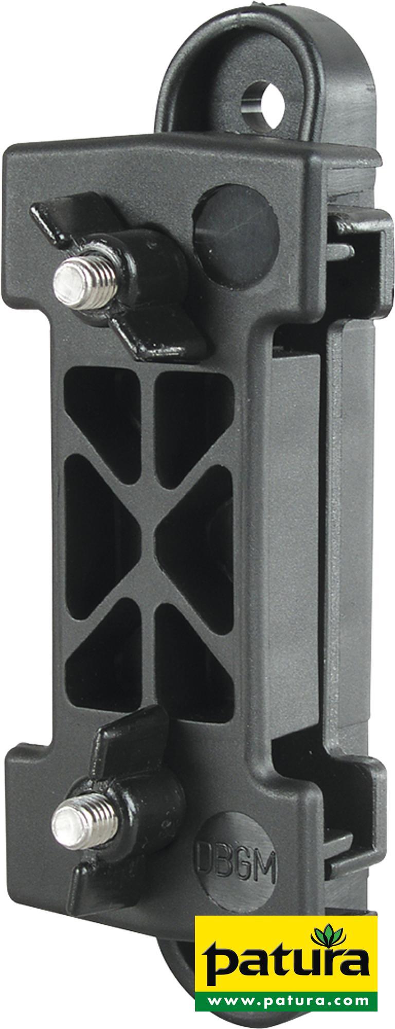 Breitband-Eckisolator, für Band bis 40 mm (3 Stück / Pack)