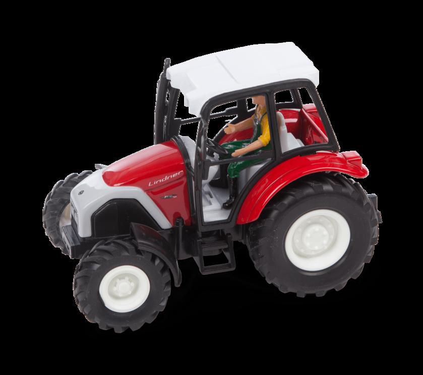 Modelltraktor Lindner Geotrac Serie 3, Maßstab 1:27