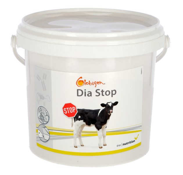 Ergänzungsfuttermittel Globigen Dia Stop