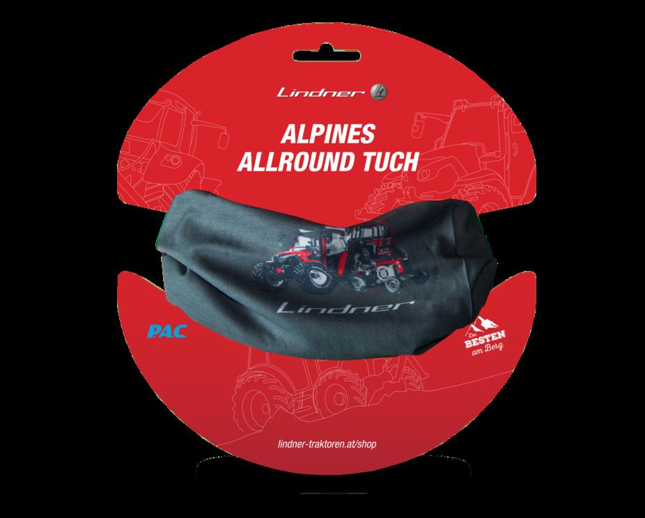 Alpines Allround Tuch für Erwachsene