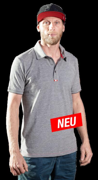 """Polo-Shirt Herren """"70 Jahre Lindner"""""""