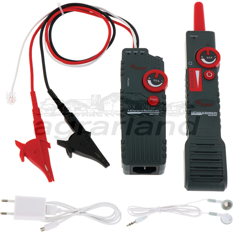 Kabeldetektor A-M Pro Tracker